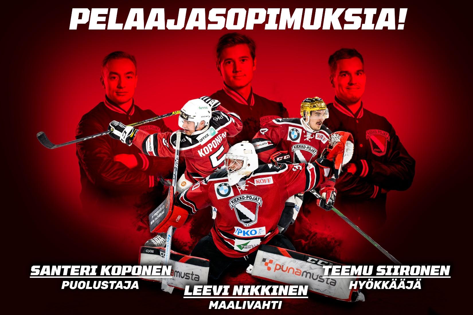joensuunkiekkopojat.fi